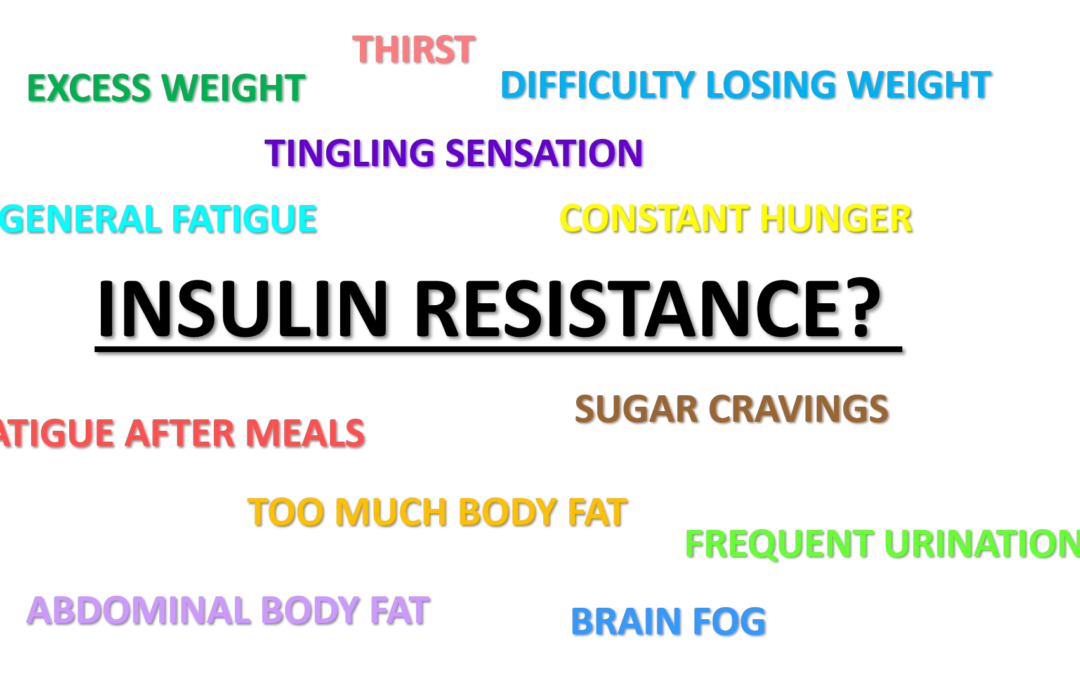 DO NOT LET INSULIN RESISTANCE COMPROMISE YOUR HEALTH