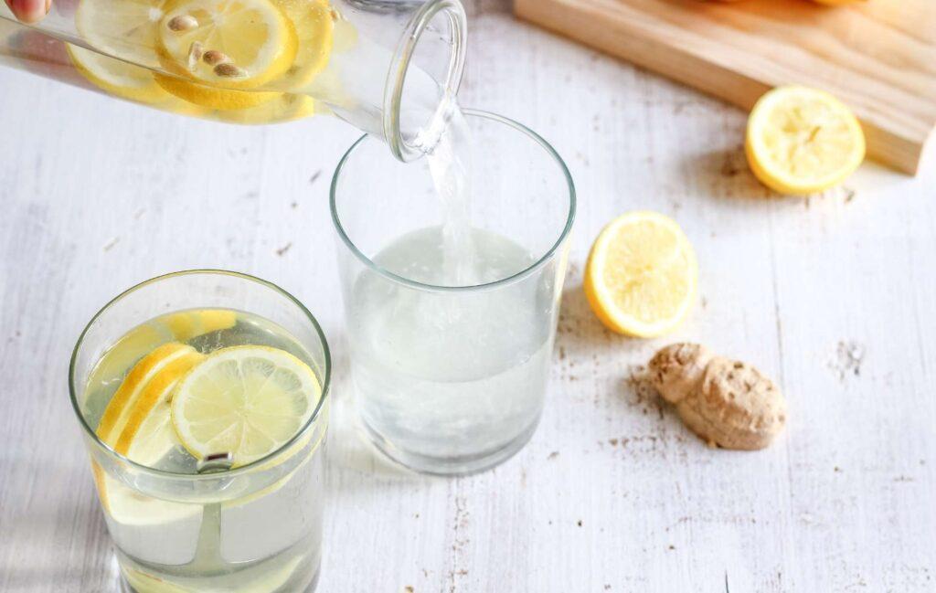 Wzmocnienie odporności - woda