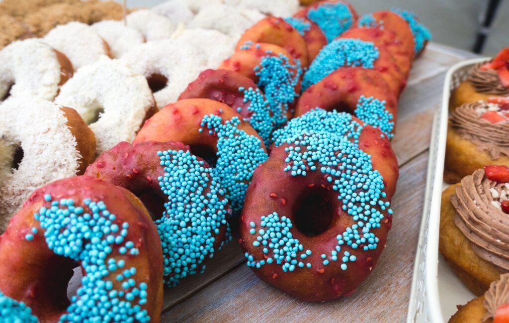 Cukier - produkty powodujące nadwyżkę