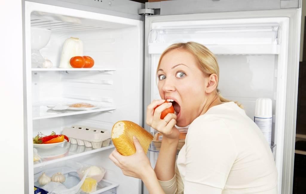 Insulin resistance  symptoms - hunger