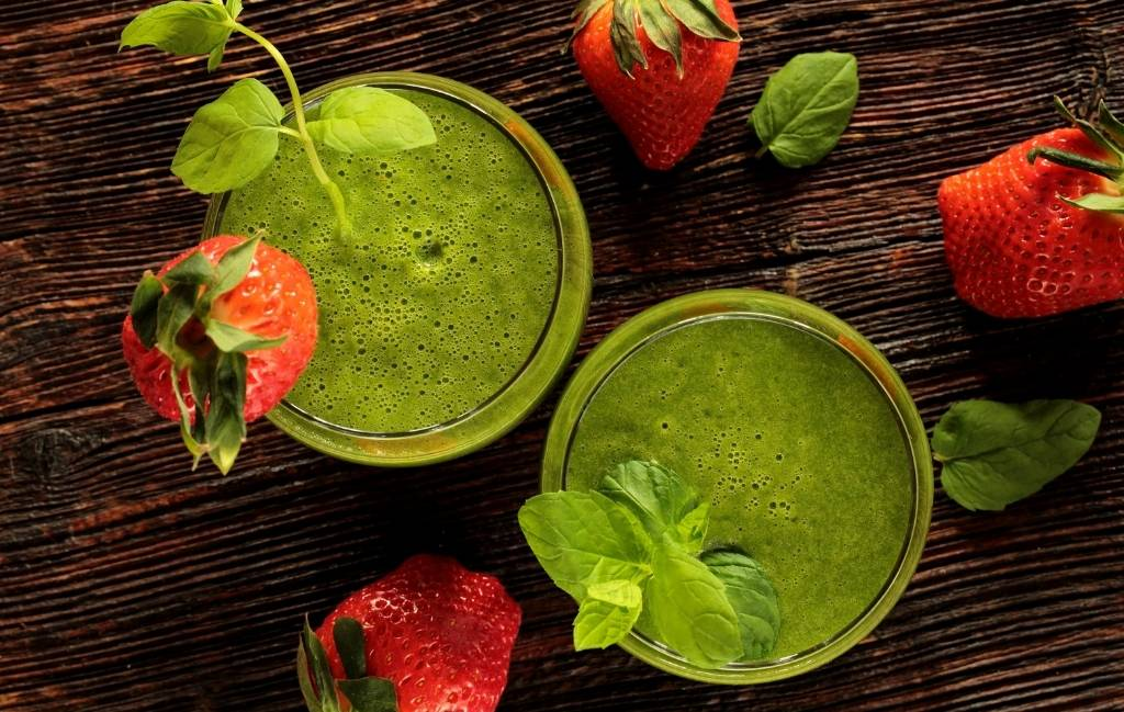 How to stop acid reflux - healthy food