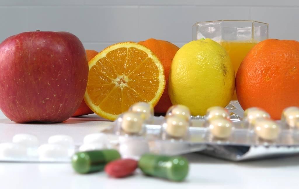 Skin problems -  nutrients